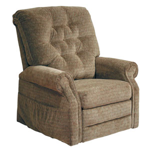 Catnapper Power Lift Full Lay-Out Recliner with Comfort Coil Seating