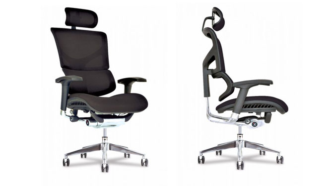 X Chair Healthy Back X3 Management Chair review