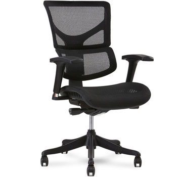 X Chair X1 Task Chair without headrest